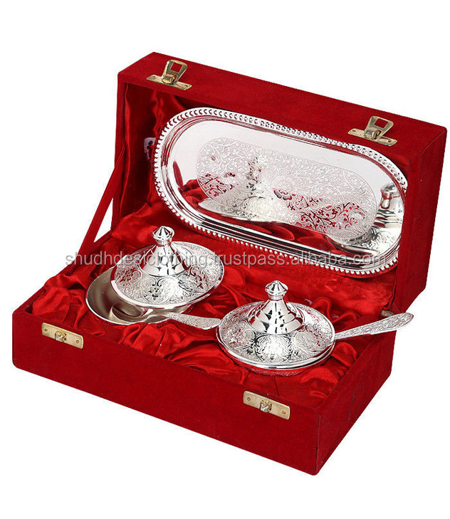 Silver Handicraft Items Silver Plating Gift Items