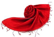 Poly Silk/Linen kosa style texture summer stole/scarf