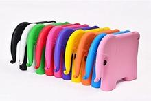 Elephant Pattern Eva Foam Back Case-1