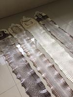 Genuine Reptile Cobra Snake Skin Leather Material