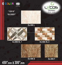 new design 3d inkjet printing interior wall tiles,First choice and top grade,Kitchen , bathroom ,Hotel exp 006