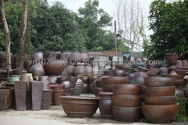 Garden Design with Large Black Pot Vietnam Plant Pots Large Garden Pots  Buy with Cottage Garden. Garden Design  Garden Design with Large Outdoor Pots Modern Home