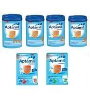 Aptamil/nutrilon/hipp/nan/nido/karicareนมผงทารกที่ใช้ได้สำหรับทุกขั้นตอน