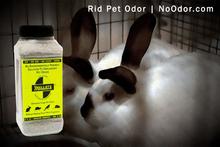 SMELLEZE Pet Litter Odor Eliminator Deodorizer: 2 lb. Gran. Remove Dog Smell