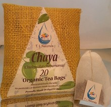 Chaya Tea (Cnidoscolus Chayamansa) 20 Servings