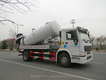 WE CAN OFFER ---20000L Sewage Suction Truck /20 m3 Sewage Suction Truck 1. SINOTRUK HOWO Water Tank Truck