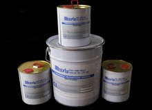 odorless and Solvent free Strong PU adhesive for both surfaces