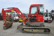 USED MACHINERIES - KOMATSU PC50 EXCAVATOR (4331)