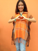 Thai Cotton Fabric 100% Women Loose Fitting Shirt Casual Dress