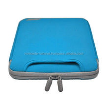 """15.6"""" neoprene laptop sleeve, customized size and logo, suitable for promotional gifts"""
