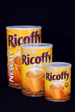 Nescafe Ricoffy instant coffee available