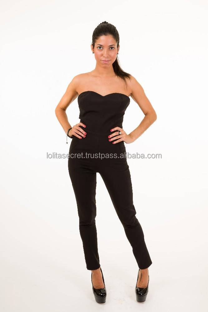 Cool Aliexpresscom  Buy New 2015 Summer Jumpsuit Women Rompers Long White