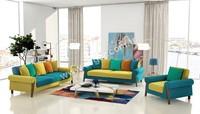 Ikon Colorful Sofa Set