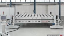 J. v. G. Desert Laminator - pv module machine