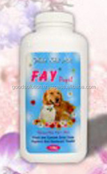 Bath Powder Dry Fay Pupil 120g/Pet Cleaning & Grooming Products