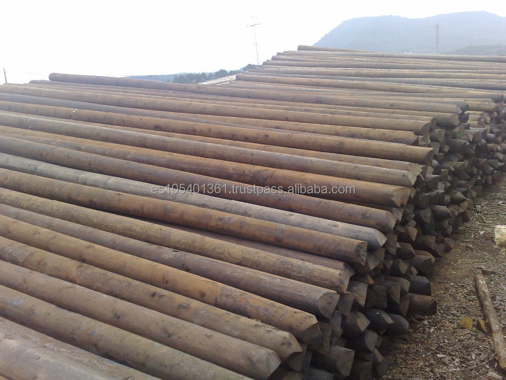 Wood Power Poles Sizes : Wooden electrical poles buy