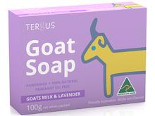 Goat Soap---Goats milk & Lavender