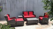 High Quality Outdoor Poly Rattan Furniture