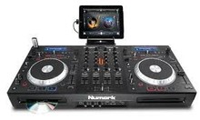 Free shipping for Numark Mixdeck Quad CD-MP3 Player DJ Controller BRAND NEW!! FULL WARRANTY!!