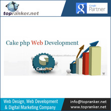 Successful Execution of CakePHP Website Powered with Translations,Cache,Database Access,Authentication and Validation