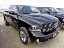 2015 Dodge RAM 1500 SPORT QUAD CAB 4X4