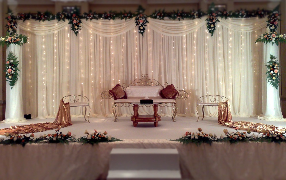 Wedding Stage Decoration Rental Dubai 0522542378