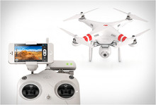 Brand New DJI Phantom 2 Vision+ V3.0 Quadcopter with Gimbal-Stabilized 14MP, 1080p Camera + Extra Battery