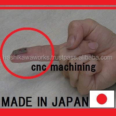 Une grande variété de et haute précision CNC usinage pour faire électronique pénis avec finition propre made in Japan