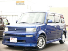 bB 1.5ZX 2001 made in japan Reasonable bb toyota used car