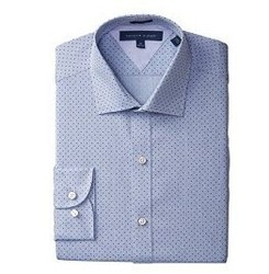 Fashion Men's Formal White Shirt in blue/reliable sourcing service/cost cheaper than china,vietnam,india