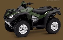 Discount Sales for 2015 HONDA FourTrax Rincon ATV