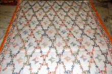 Pure Bengal Cotton Dhakai jamdani Saree