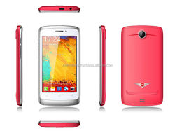 latest high quality low price 4.0 inch smart phone zini Z3i cheap mobile phone made in China