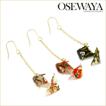 variety of dress accessories, japan classic earring for kimono