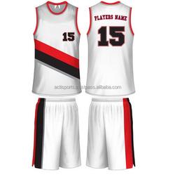 Customized Basketball Kit Jersey & Shorts