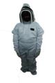 Apicultura ternos, novo tipo de proteção de abelha apicultura roupa roupa para beeman