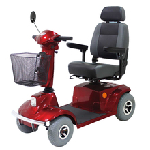 Mid Range Four Wheel Mobility Scooter - HS 580