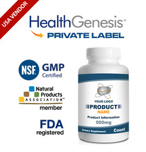 Private Label Omega-3 Cholesterol Free Molecularly Distilled 1000 mg 500 Softgels from NSF GMP USA Vendor