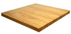 pine wood tops, worktops, solid planks