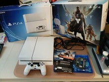 Buy 2 get free shipping Sonny Play-station 4 PS4 500GB Console,10 GAMES & 2 Controllers