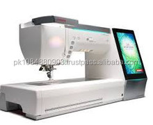 Discount stock for Janome Horizon Memory Craft 15000 Embroidery and Sewing Machine with bonus accessories