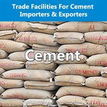 Grey Portland Cement 32.5, 42.5, 52.5, 62.5 & White Cement