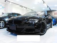 USED CARS - BMW M6 (RHD 820803)
