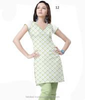 Cotton Ladies Kurtis | Fancy Kurtis For Girls | Printed Cotton Kurtis