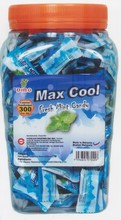 300 DINO MAX COOL FRESH MINT CANDY