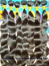 100% Unprocessed Indian hair weft deep wavy hair
