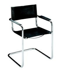 made in Italy waiting chair - Delta