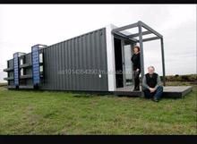 Solar Prefabricated container Custom Home