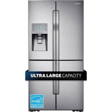 Offer and Best Products Samsung 32 cuft 4 Door Mega Capacity Refrigerator Stainless Steel RF32FMQDBSR