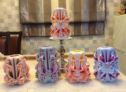 Candle tealight Pillar holder, Candle stand, Home Decore, Wedding